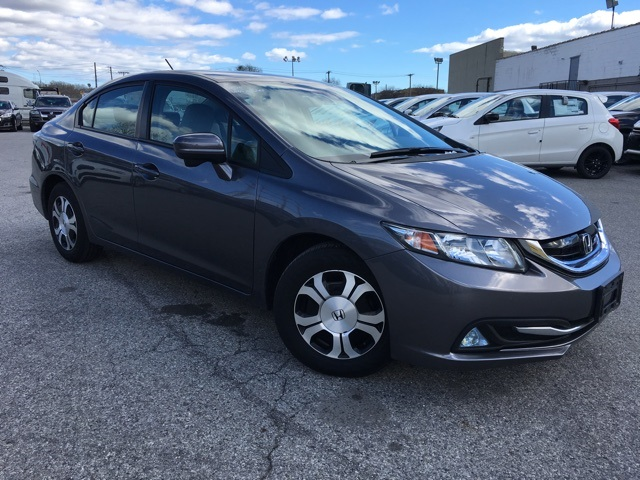 Pre Owned 2017 Honda Civic Hybrid