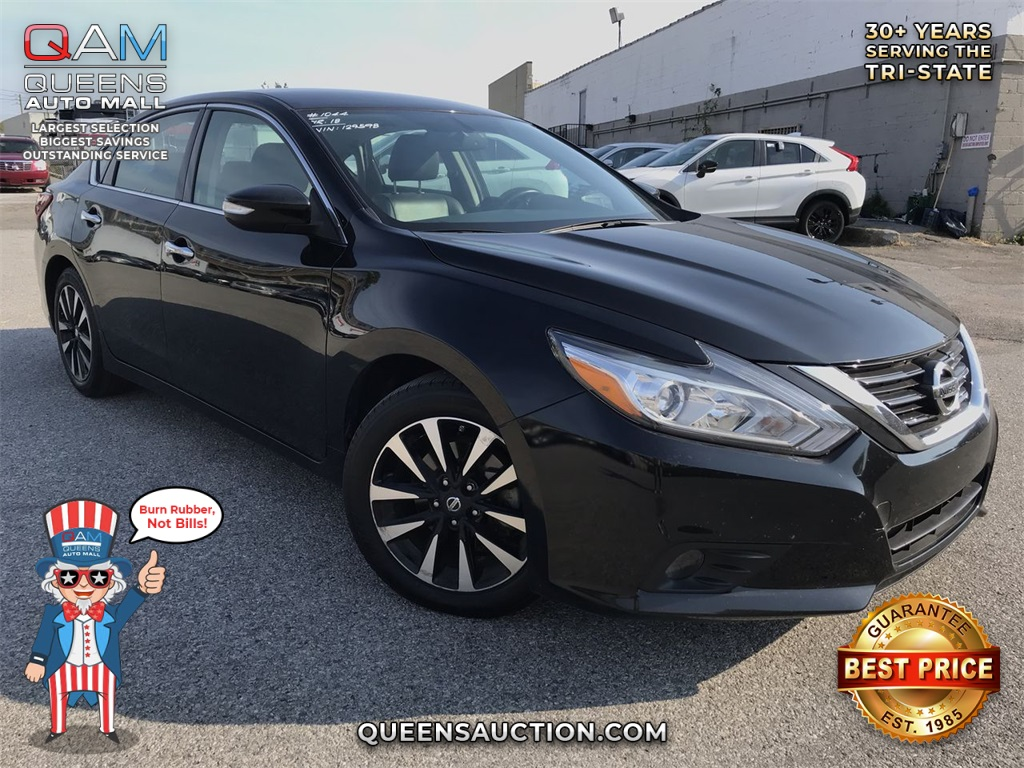 Pre-Owned 2018 Nissan Altima 2.5 SL