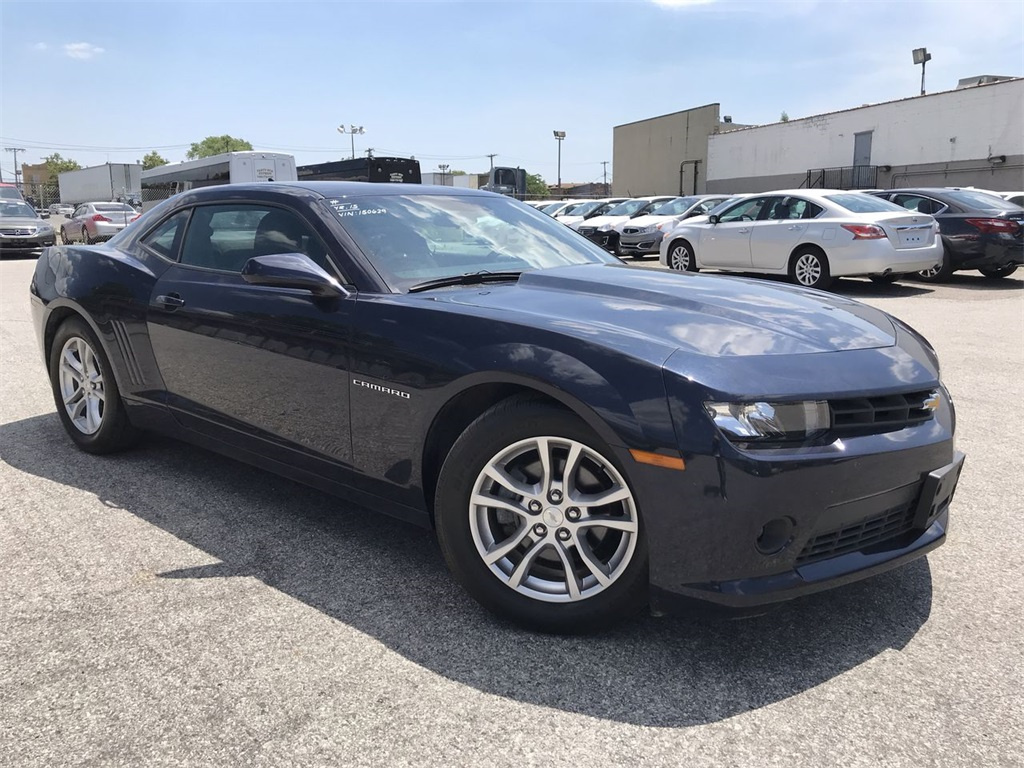 Pre Owned 2015 Chevrolet Camaro 1lt Rwd 2d Coupe