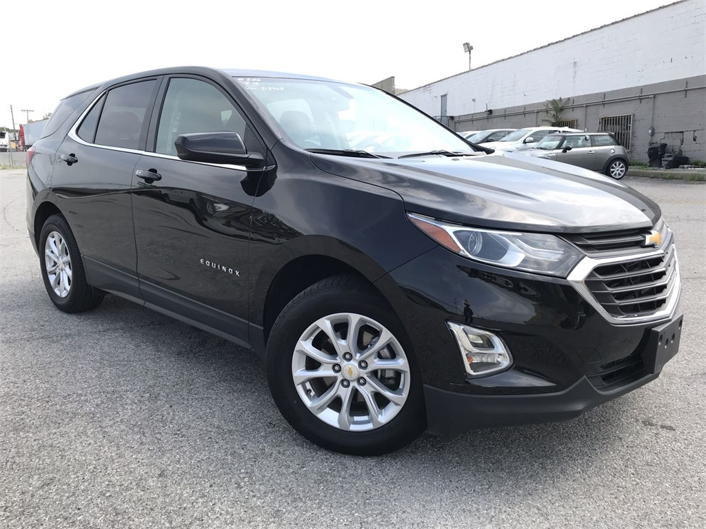 Pre Owned 2018 Chevrolet Equinox Lt Awd