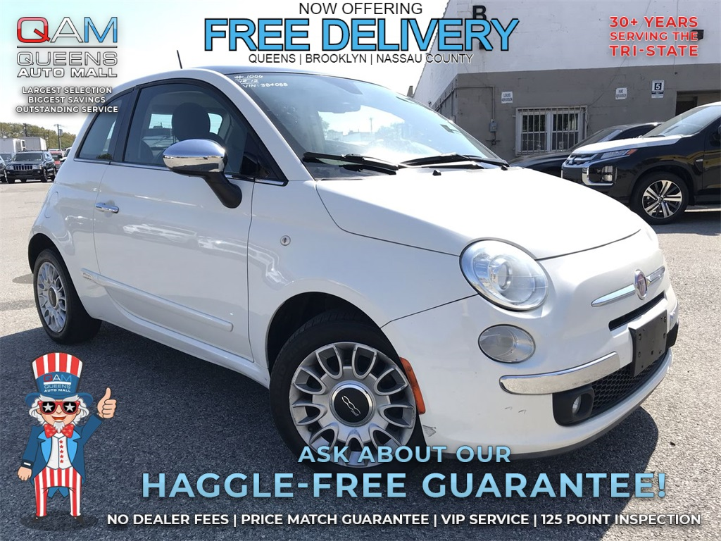 Pre-Owned 2012 FIAT 500 Lounge