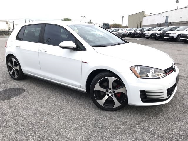 Pre Owned 2016 Volkswagen Golf Gti S