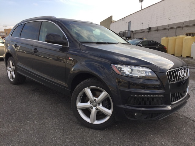 Pre Owned 2014 Audi Q7 3 0t S Line Prestige 4d Sport Utility In