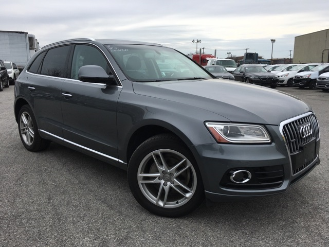 Pre Owned 2016 Audi Q5 2 0t Premium Plus