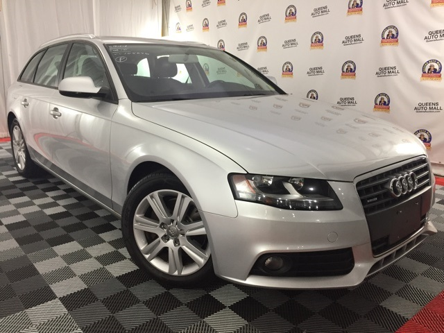 pre owned 2010 audi a4 2 0t premium 4d wagon in richmond. Black Bedroom Furniture Sets. Home Design Ideas