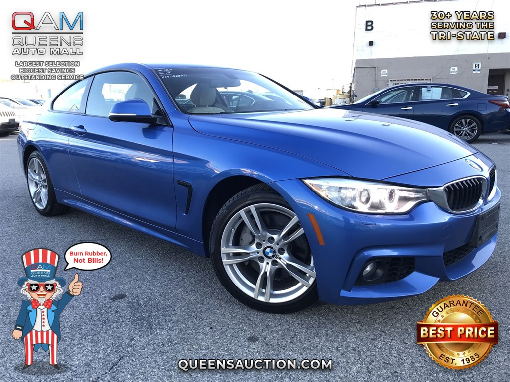 Pre-Owned 2017 BMW 4 Series 440i xDrive
