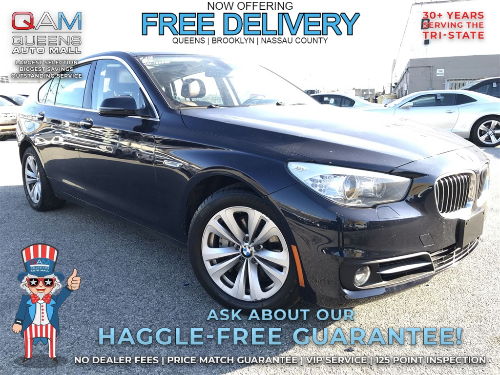 Pre-Owned 2016 BMW 5 Series 535i xDrive Gran Turismo