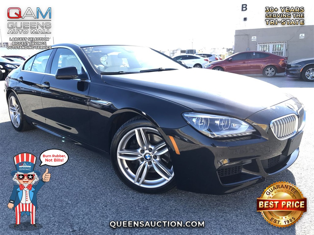 Pre-Owned 2013 BMW 6 Series 650i Gran Coupe