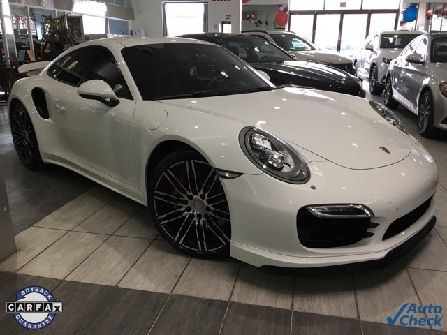 Pre-Owned 2014 Porsche 911 Turbo