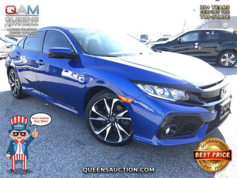 Pre-Owned 2017 Honda Civic Si