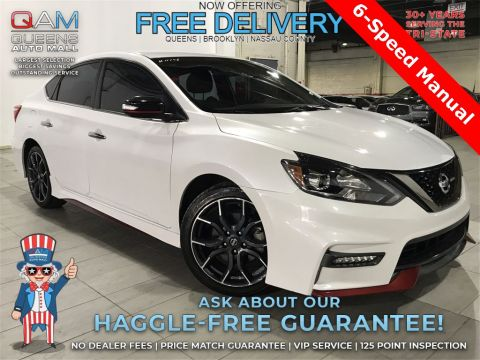 Pre-Owned 2019 Nissan Sentra NISMO FWD 4D Sedan