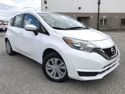 Pre-Owned 2018 Nissan Versa Note SV