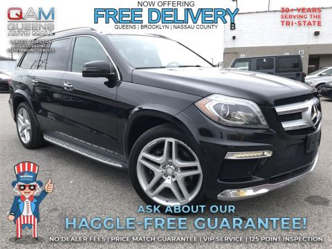 Pre-Owned 2014 Mercedes-Benz GL-Class GL 550