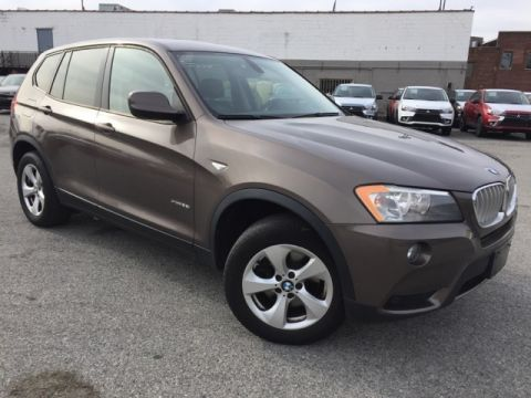 Pre-Owned 2011 BMW X3 xDrive28i