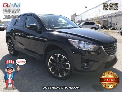 Pre-Owned 2016 Mazda CX-5 Grand Touring