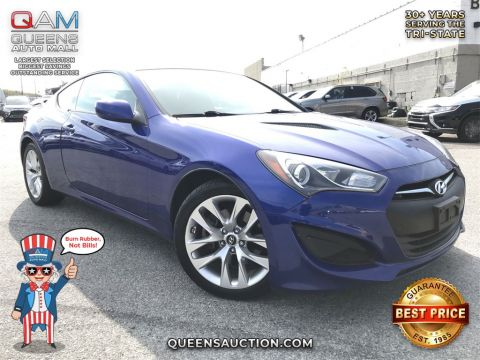 Pre-Owned 2013 Hyundai Genesis Coupe 2.0T