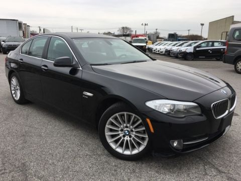 Pre-Owned 2011 BMW 5 Series 535i xDrive