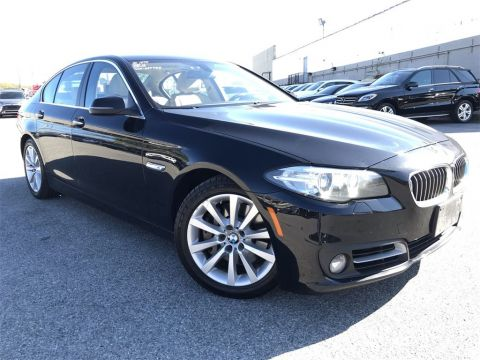 Pre-Owned 2016 BMW 5 Series 535d xDrive